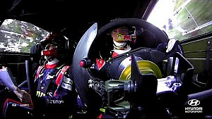 Tour de Corse lo mejor de: a bordo - Hyundai Motorsport 2018