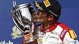 Kemenangan pertama Rio Haryanto | GP2 Bahrain 2015