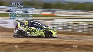 Super 1600 final   Catalunya RX 2018