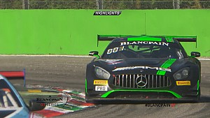Blancpain GT Endurance Cup - Monza Highlights