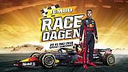 Verstappen sopt zijn Red Bull F1-auto