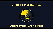 F1 2018 pist rehberi: Azerbaycan GP - Bakü Şehir Pisti
