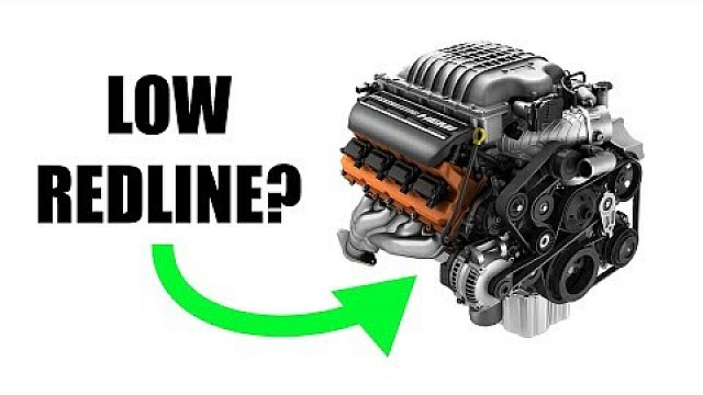 Why can't pushrod engines rev high?