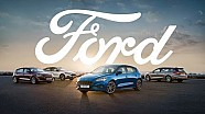 The all-new Ford Focus