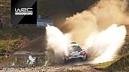 Rallye d'Argentine - Spéciales 2-5