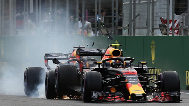 Red Bull: De ramp van Baku