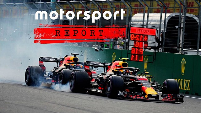 Motorsport-Report #110: Red-Bull-Duell