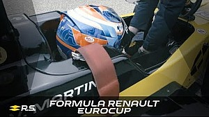 2018 Formula Renault Eurocup - pre-grid