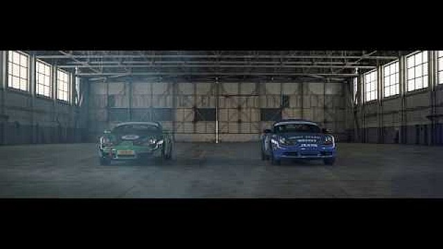 Restoracing competition 2018 teaser