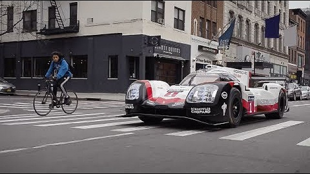 The 919 tribute in New York City.