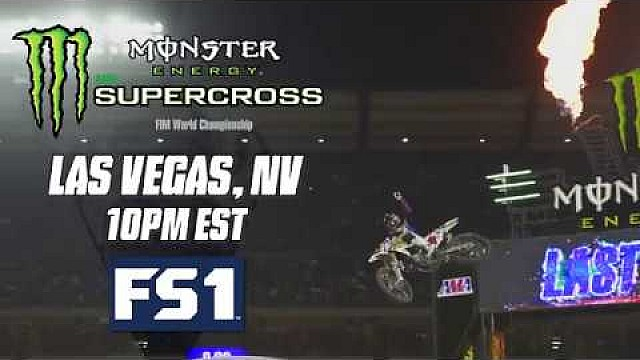 Supercross Las Vegas preview 2018