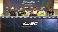 Pre-Event drivers press conference