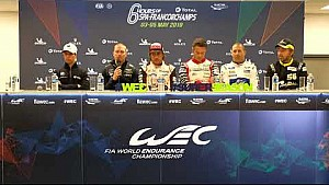 Pre-Event drivers press conference