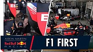 Bringing the first sounds of F1 to Vietnam!
