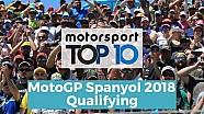 Top 10 Highlights Qualifying   MotoGP Spanyol 2018