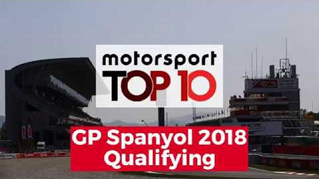 Top 10 Highlights Kualifikasi | GP Spanyol 2018
