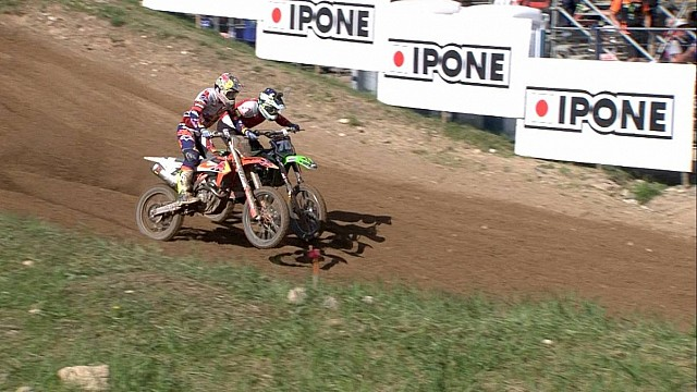 MX2 of Latvia - Round 7 Highlights