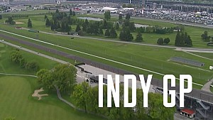 Wickens felt like true IndyCar rookie vs Power
