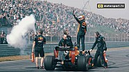 Verstappen, Ricciardo et Coulthard font le spectacle à Zandvoort !