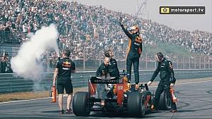 Verstappen, Ricciardo et Coulthard font le spectacle à Zandvoort!