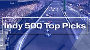 Indy 500 Top Picks - Top 9