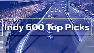 Indy 500 Top Picks - Top 9