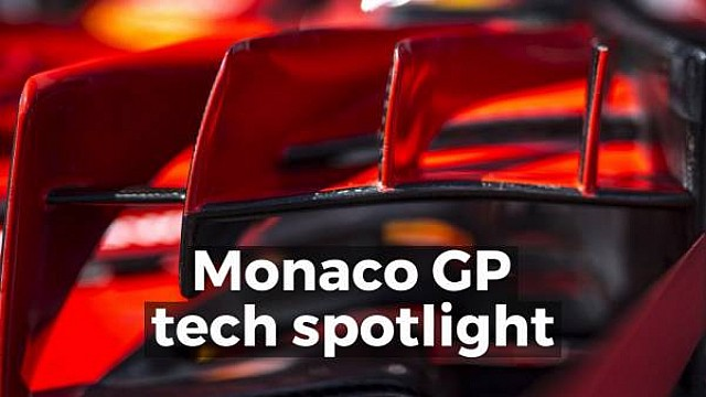 Monaco GP tech spotlight