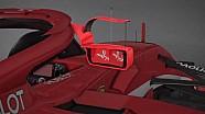 F1-Technik: Die Ferrari-Rückspiegel