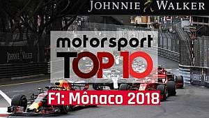 VÍDEO: Top 10 GP de Mônaco