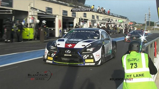 Highlights Blancpain GT Paul Ricard