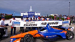 Dual 1 Highlights – IndyCar Dual in Detroit