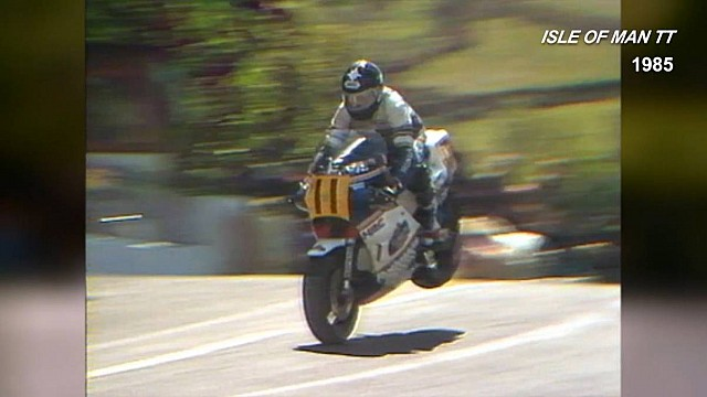 1985 Flashback - Isle of Man TT
