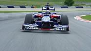 Marc Marquez découvre la F1 grâce à Red Bull