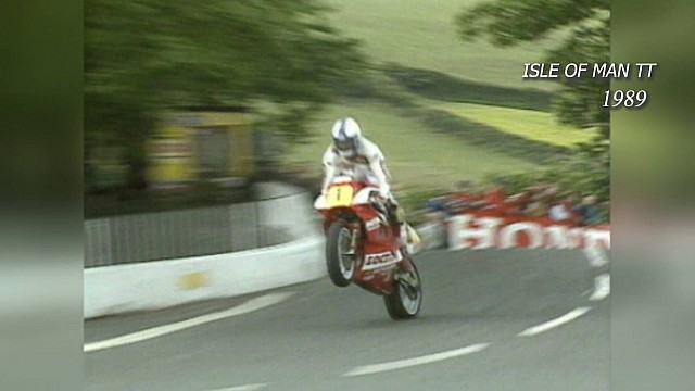 1989 Flashback - Isle of Man TT