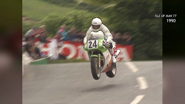 1990 Flashback - Isle of Man TT