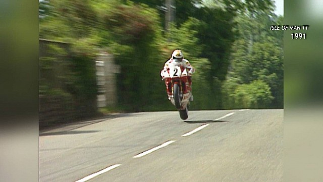 1991 Flashback - Isle of Man TT