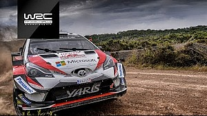 Le Shakedown du Rallye de Sardaigne