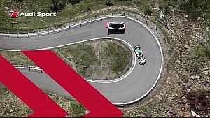 Zurich E-Prix 2018 - Route de Zurich | Formule E | Audi Sport