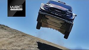 Rallye de Sardaigne - Spéciales 10-12