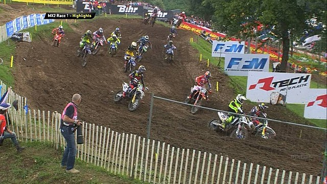 MX2 of France Highlights