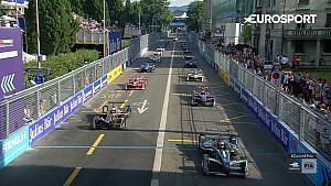 Formula E Zurich ePrix Highlights