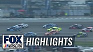 Daniel Suarez hits Paul Menard, spins out early in Stage 2 | 2018 Michigan