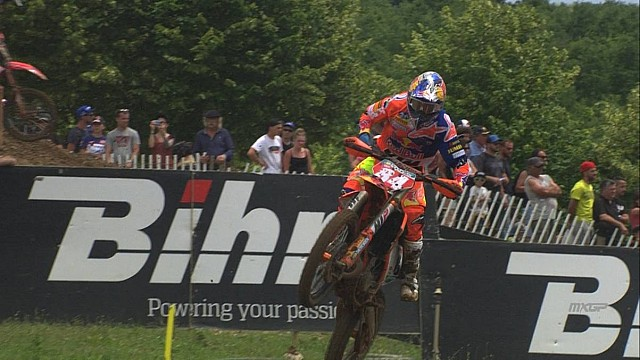 MXGP of France - Race Reactions