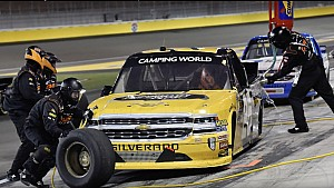 NASCAR Truck Series drivers preview Iowa Speedway