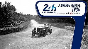 24 Heures du Mans - 1934