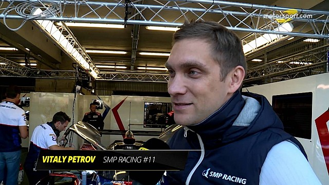 Saturday Morning Vitaly Petrov Interview