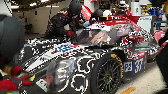 Pit Stop 37 Jackie Chan Racing