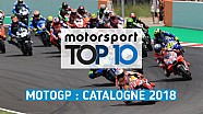 Top 10 - Grand Prix de Catalogne