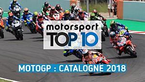 Top 10 - Grand Prix de Catalogne