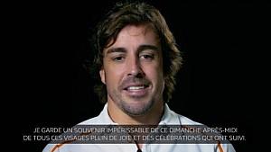 Fernando Alonso, Renault et le GP de France